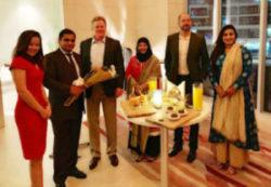 Dubai opening reception
